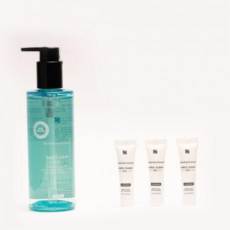 Simply clean gel
